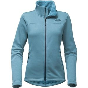 The North Face Timber Fleece Full Zip Provincial B